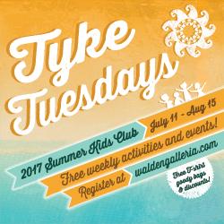 Tyke Tuesdays