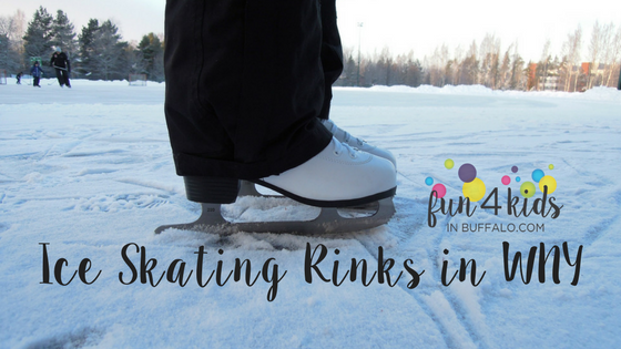 Where to Go for Ice Skating in Buffalo and Western New York!