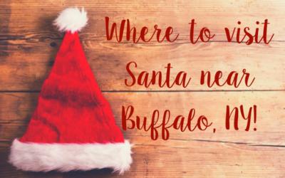 Where to visit Santa near Buffalo, NY!