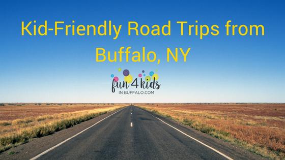Kid-Friendly Road Trips from Buffalo, NY