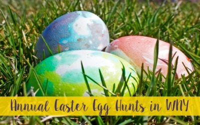 Annual Easter Egg Hunts in WNY