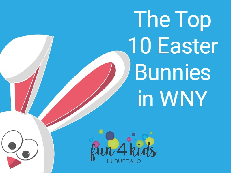 The Top 10 Easter Bunnies in WNY