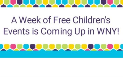An Entire Week of FREE Children's Events