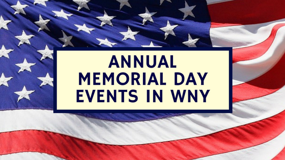 Annual Memorial Day Events in WNY