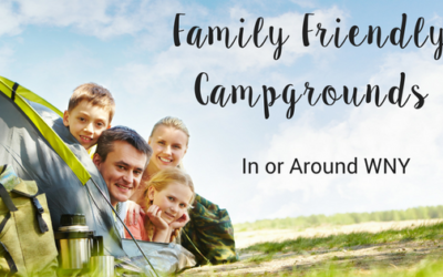 5 Family Friendly Campgrounds Your Family Will Love