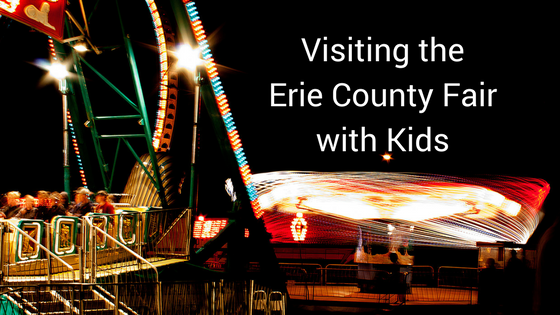 Visiting the Erie County Fair with Kids