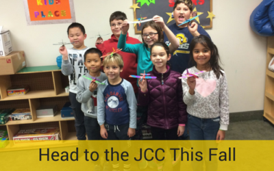 Swim Lessons at the JCC and More This Fall