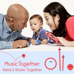 Betty's Music Together – Full Marketing Campaign