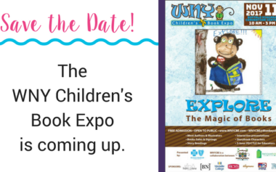 The Western New York Children's Book Expo Returns