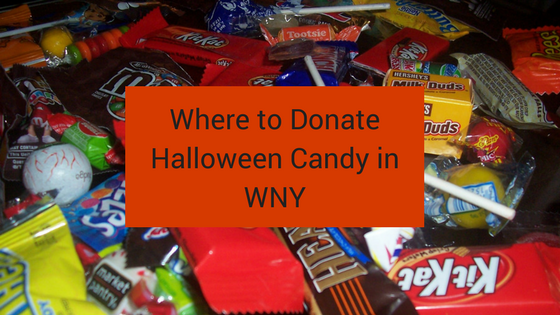 Where to Donate Halloween Candy in WNY